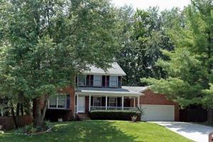 home for sale 2408 Creekview Court. Lexington, Kentucky - Hometaurus