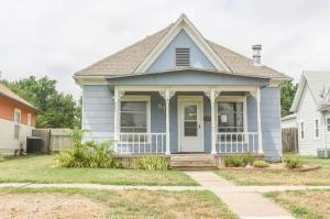 home for sale 519 N Pine St.. Pratt, Kansas - Hometaurus