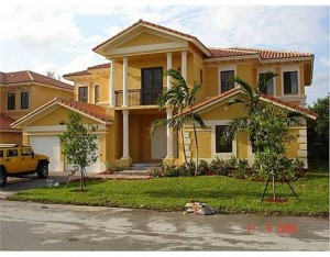 home for sale 7541 Sw 187th St. Miami, Florida