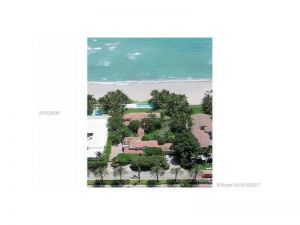 115 Ocean Blvd. Golden Beach, Florida - Hometaurus