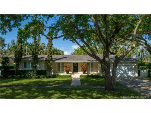 6900 Capilla St. Coral Gables, Florida - Hometaurus