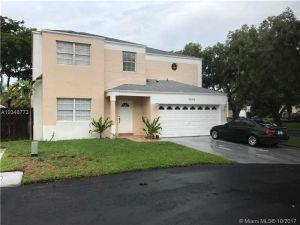 9846 SW 221st St. Cutler Bay, Florida - Hometaurus