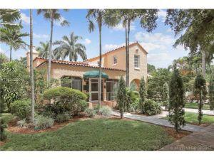 1147 Sorolla Ave. Coral Gables, Florida - Hometaurus
