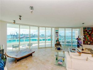1000 S Pointe Dr #2001. Miami Beach, Florida - Hometaurus
