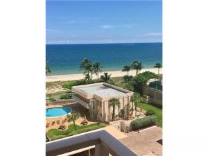 5200 N Ocean Blvd #809d. Lauderdale By The Sea, Florida - Hometaurus