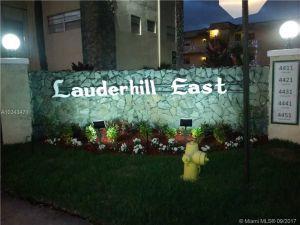 4411 NW 16th St #F109. Lauderhill, Florida - Hometaurus