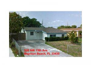 520 NW 13th Ave. Boynton Beach, Florida - Hometaurus