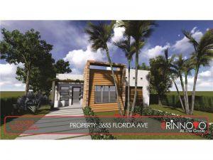 3655 Florida Av. Coconut Grove, Florida - Hometaurus