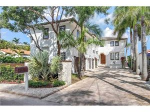 257 N Coconut Ln. Miami Beach, Florida - Hometaurus