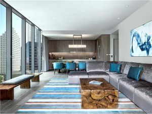 788 Brickell Plaza #2102. Miami, Florida - Hometaurus
